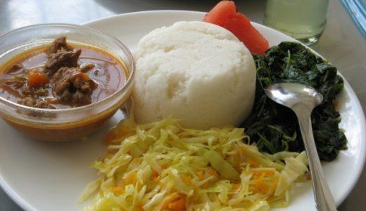 【失敗談】アフリカ料理の「ウガリ」を作りたかった男の末路が悲惨すぎた…。